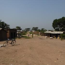 Ein Dorf in Rwamwanja