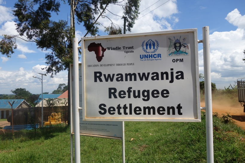 Rwamwanja Refugee Settlement
