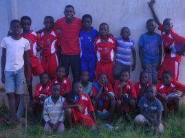 Meine Fußballmannschaft