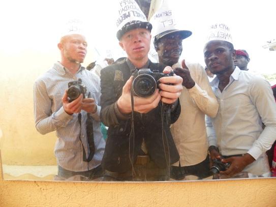 Meine Freunde und ich (Bonde, ich, Eric, Wani)
