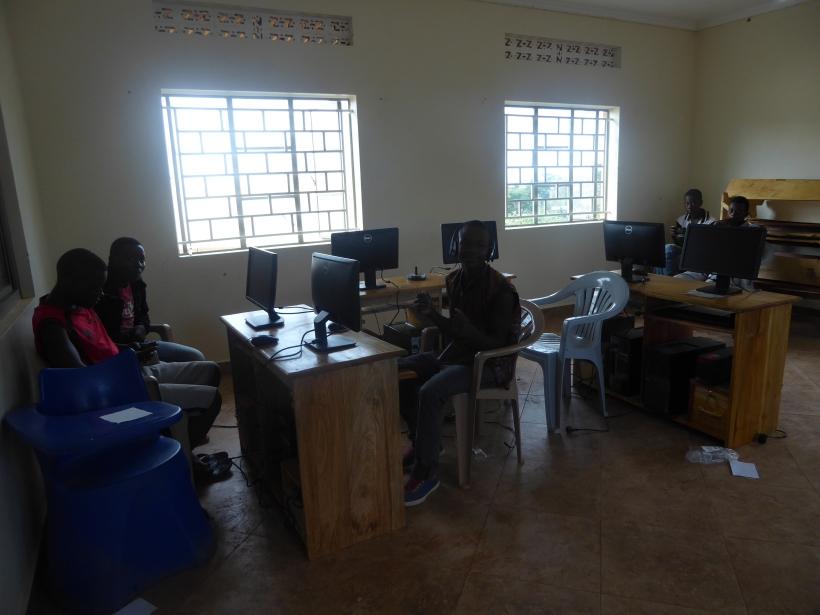 Computerklassen zur persönlichen Weiterentwicklung