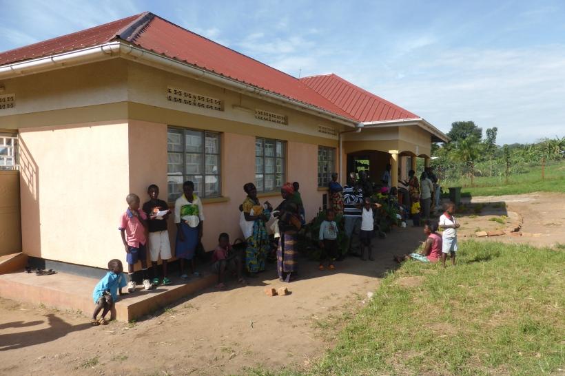Das Youth Centre von außen